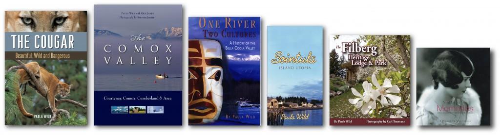 Paula Wild's books
