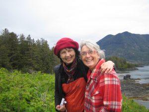Paula and Shannon Bailey