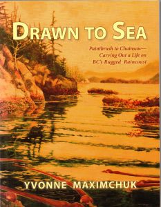 Drawn to Sea is published by Caitlin Press